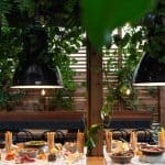 grazing table set for function at whistle and flute adelaide