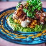 Chargrilled-Octopus-at-Mexican-Society-Restaurant-Adelaide