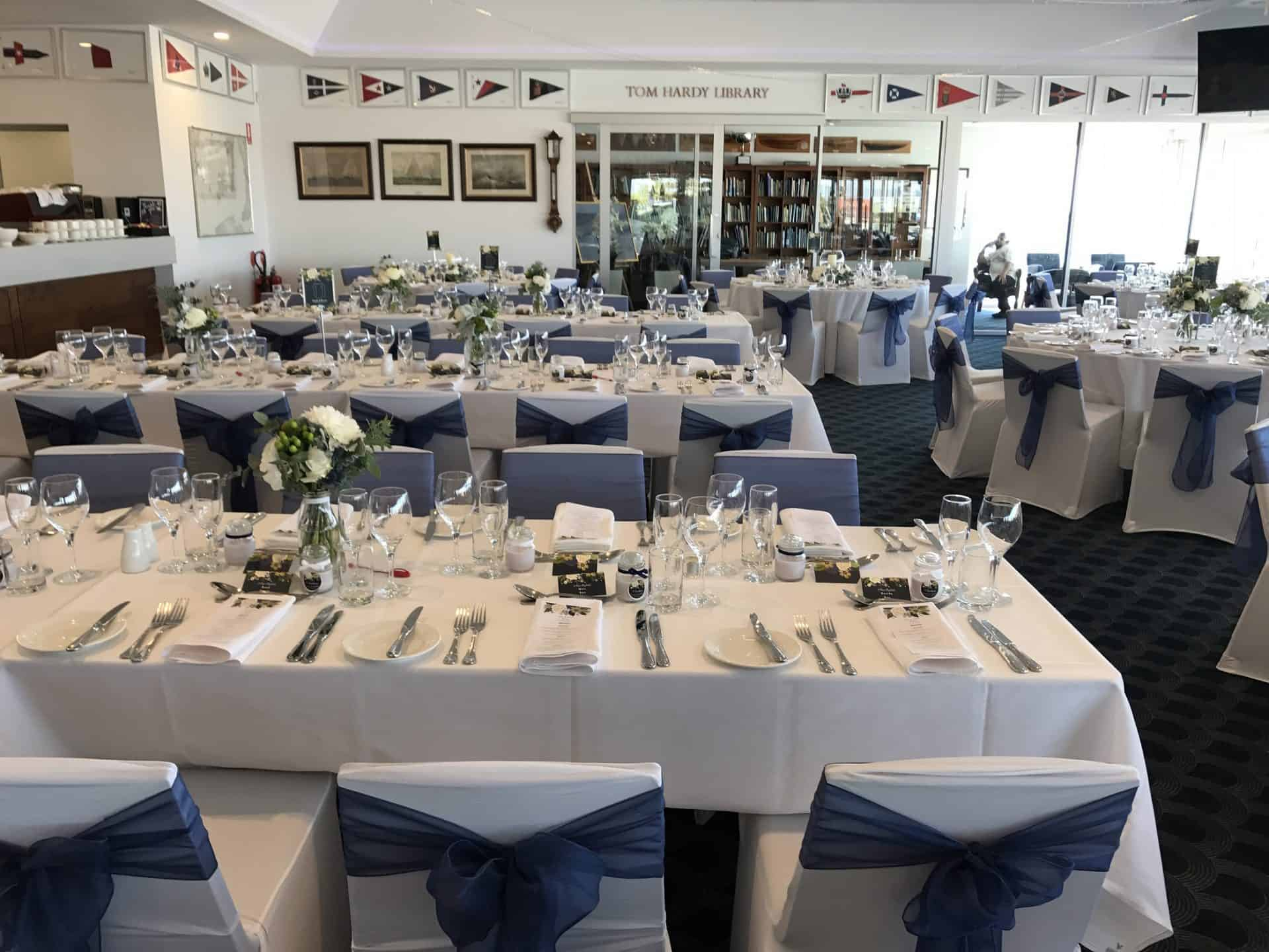 Royal South Australian Yacht Squadron Event Scene Adelaide