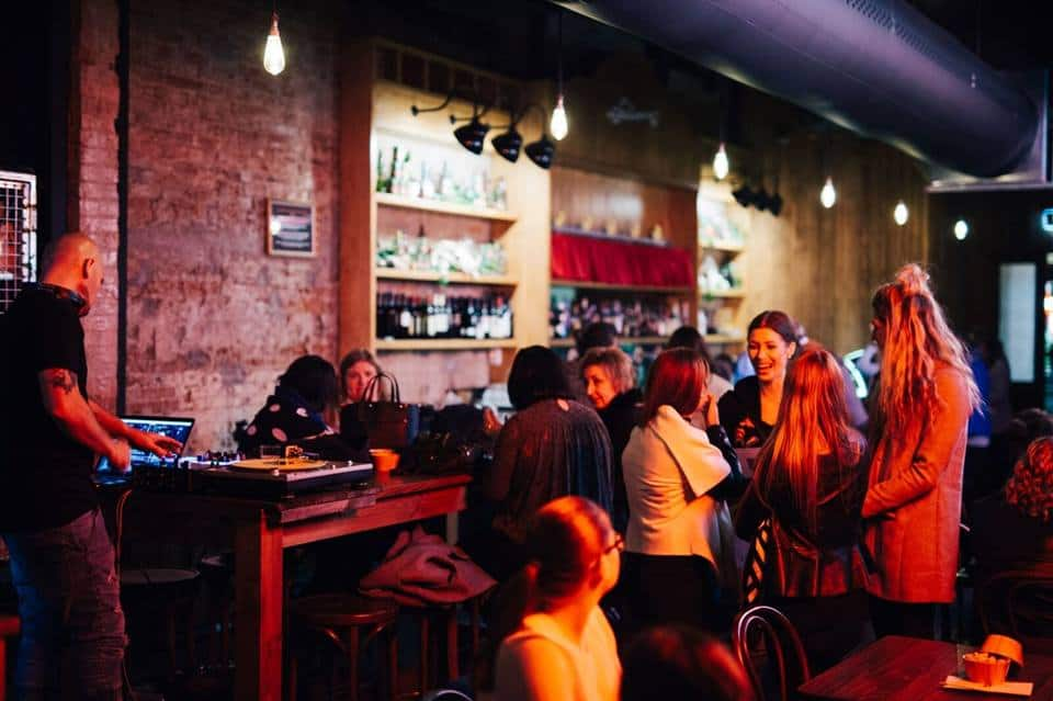 Private function room in Adelaide CBD at Spaghetti Western