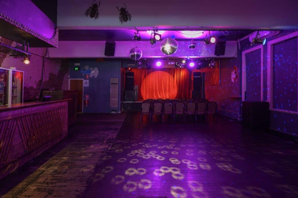 Rhino Room Event Scene Adelaide Venue Adelaide Cbd
